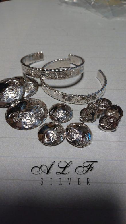 A,L,F silver