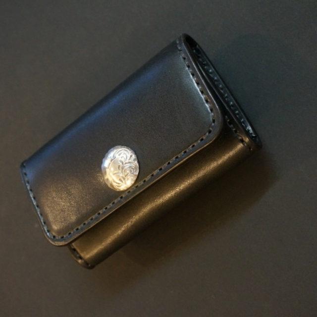 A,L,F silver コンチョ 名刺、カードケース