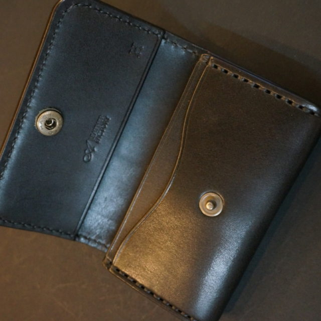 A,L,F silver コンチョ 名刺、カードケース image
