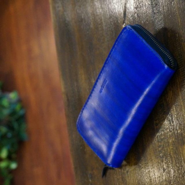 A LEATHER FACTORY original color wood blue image