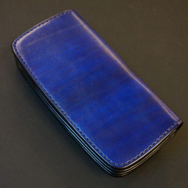 wood blue Rロング