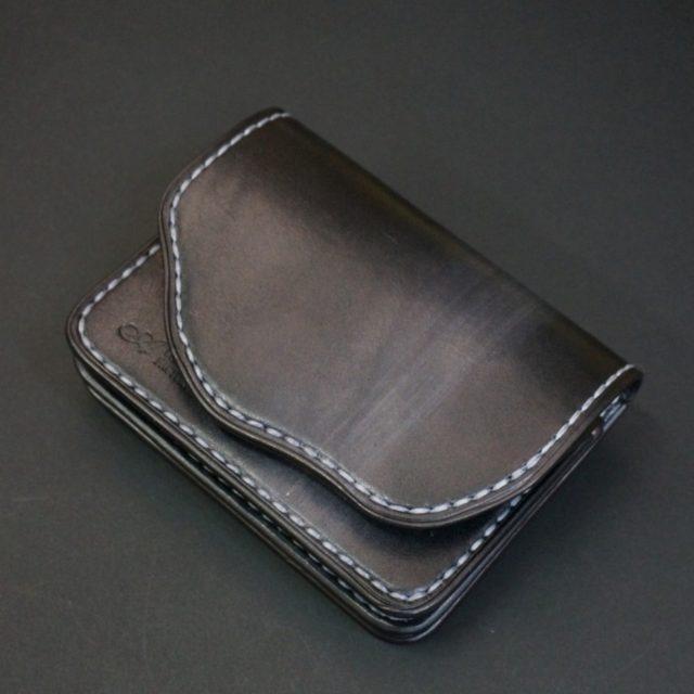 ray black mini wallet