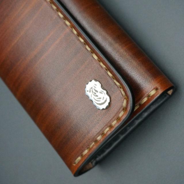 名刺入れ wood brown image