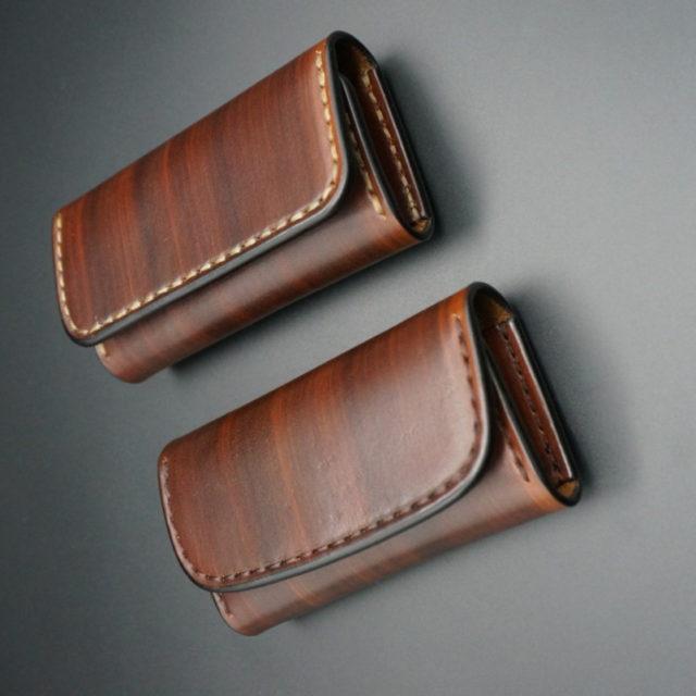 wood brown キーケース image