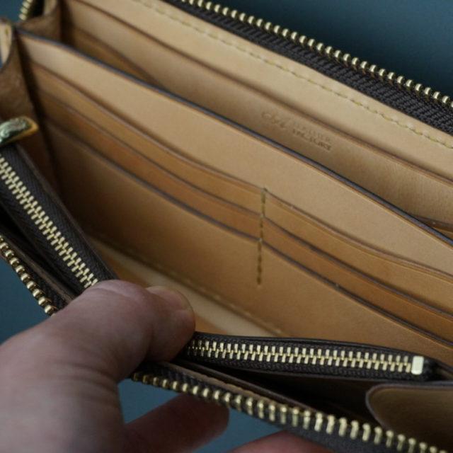 コードバン ラウンドファスナー image