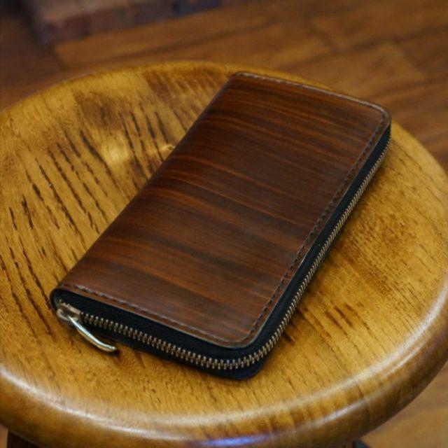 wood brown 手染め 経年変化 image