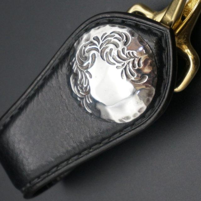A,L,F silver ベルトループキーホルダー image