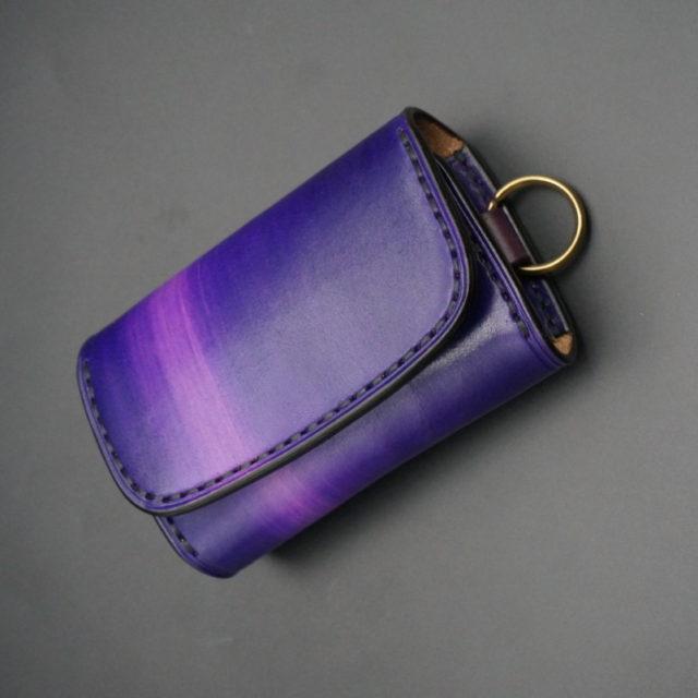 Ray purple キーケース image