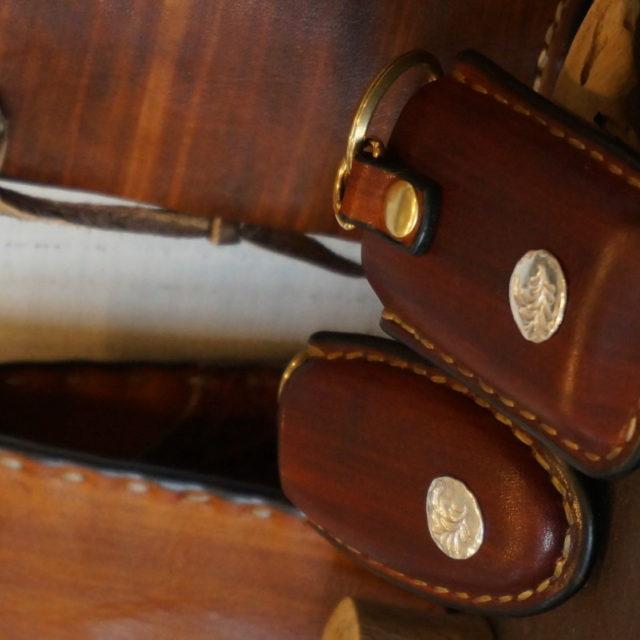 wood brown スマートキーカバー image