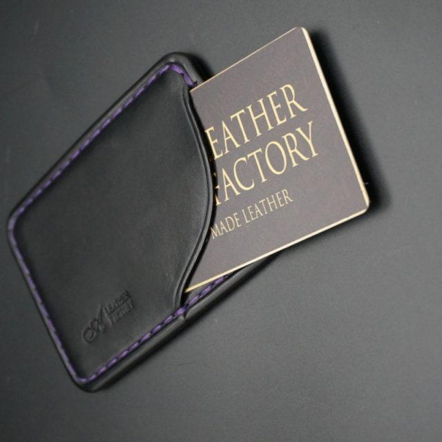 一枚だけ入れるカードケース image