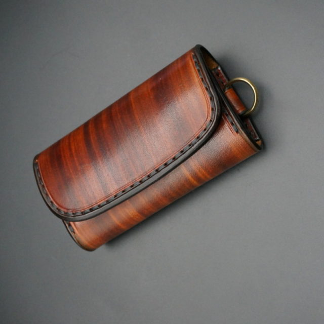 wood brown key cace